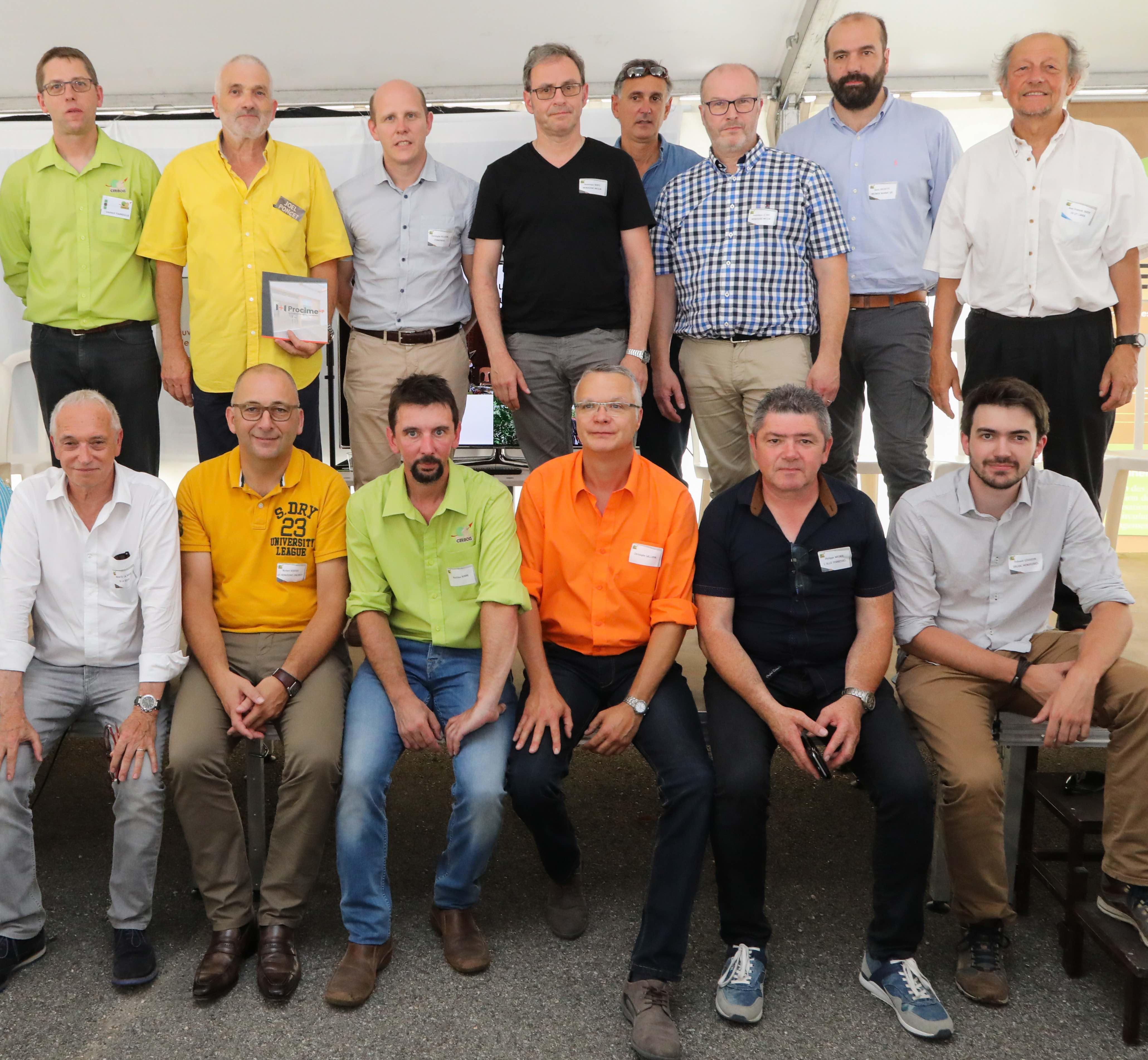 ProcimeUp - Photo Groupe Entreprises de menuiseries bois et bois aluminium