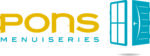 logo menuiserie PONS
